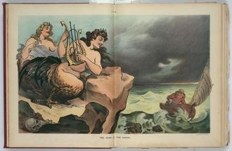 The song of the Sirens / Keppler.