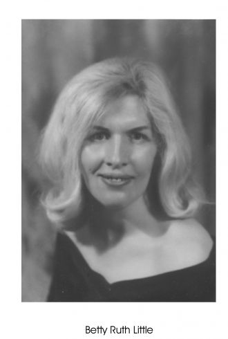 A photo of Betty Ruth (Little) Johnson