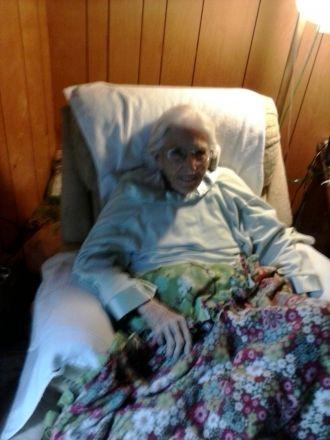 A photo of Laura Margaret (Miller) Bratcher