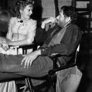 Ida Lupino and Glenn Ford