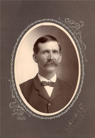 Obediah Marshall Horner, my gr-grandfather