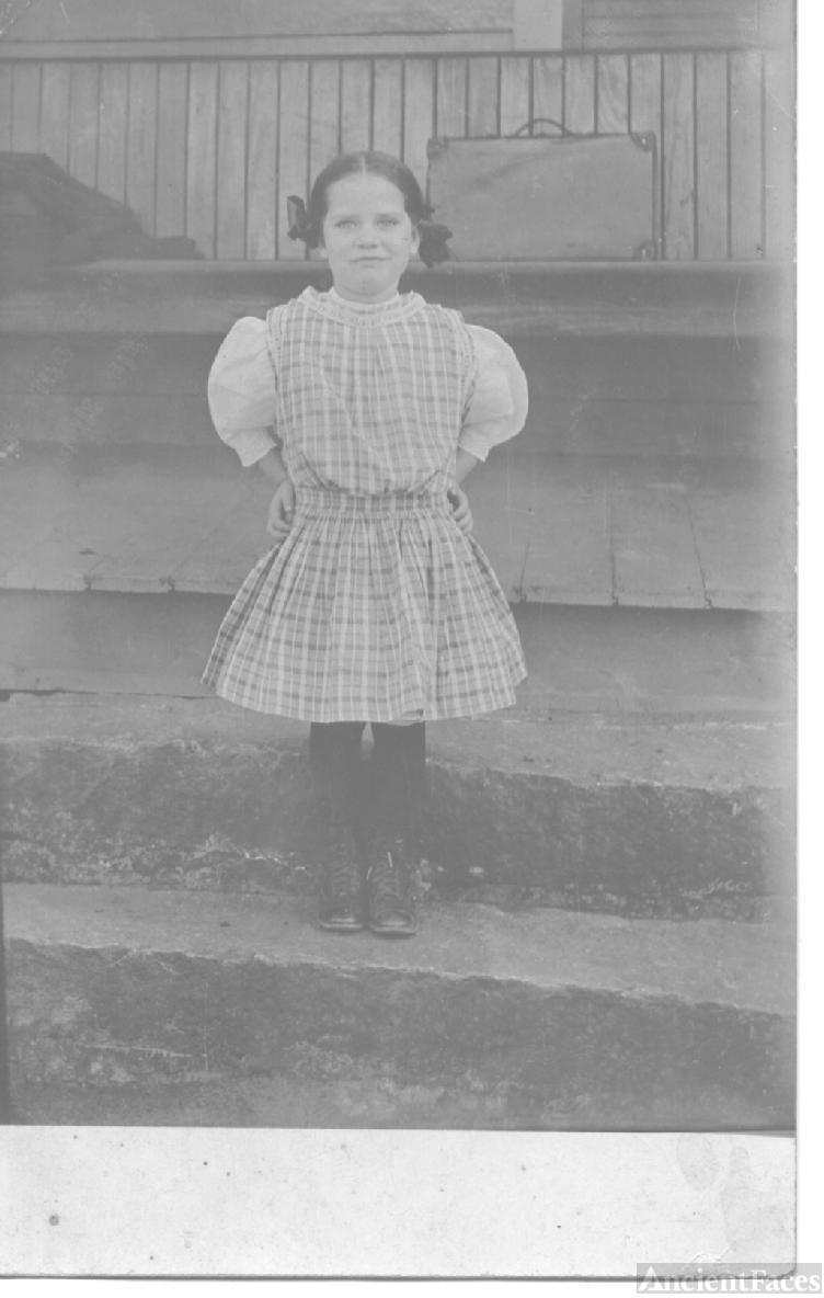 My Mother Byrd McKinney Anderson