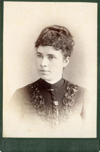 Batavia Woman