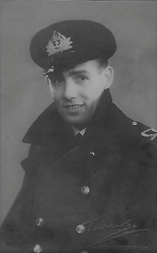 Sub.Lt Tom J Nelson RNVR