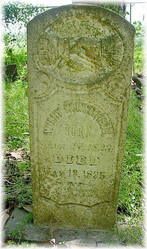 Wiley W. Whitfield Gravesite