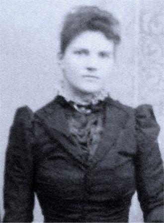 Jane Ethel McVicker