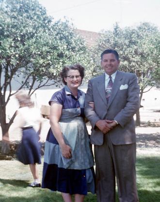 Mom & Dad 1956