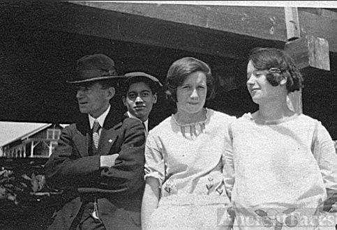 William Tasker & children 1925