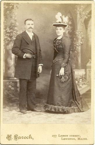 John Fournier & Victoria Paradis