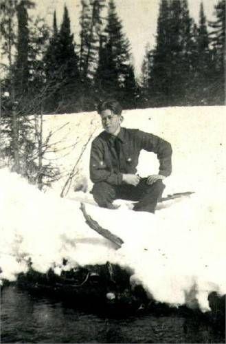 George Vernon Atkinson, Michigan 1941