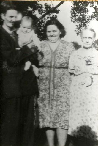 Margaret Estelle Remore & family