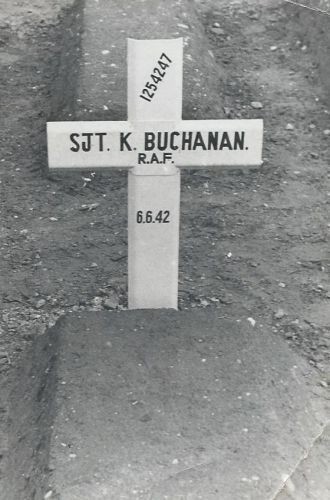 Kenneth  Buchanan gravesite