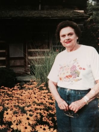 Agnes Lounette (Patterson) Billings