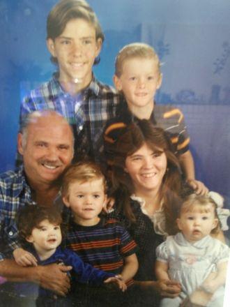 Billy L Harrington Family