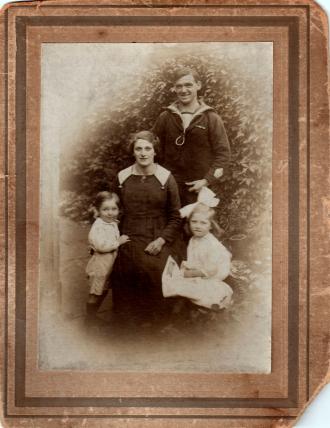 Charlotte Hogarth & John Leveson Family