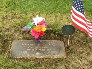 Joseph P Vitale grave Pennsylvania