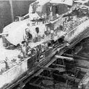 Damage to the USS Killen