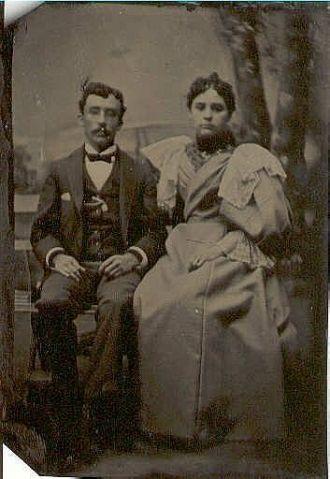 John & Louise (nee Blondin) Shaughnessy wedding