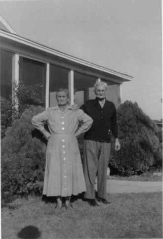 Thomas Henry Manley and Ida McGregor Manley