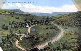 Gorton Farm, Sullivan Co. NY