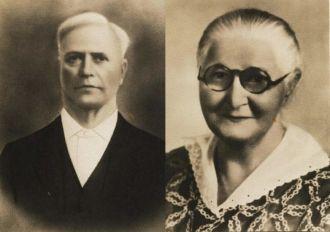 William Solon & Eleanor [Potter]