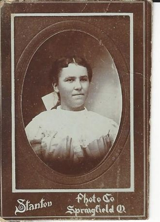 Unknown Helm woman