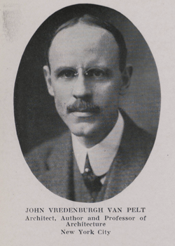 A photo of John Vredenburgh Van Pelt