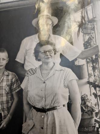 Margaret ISabelle (Kohler) Dixon