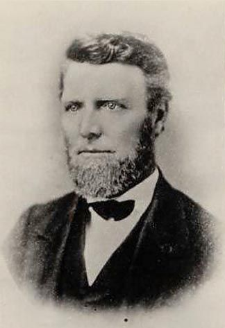 A photo of Joseph Wells