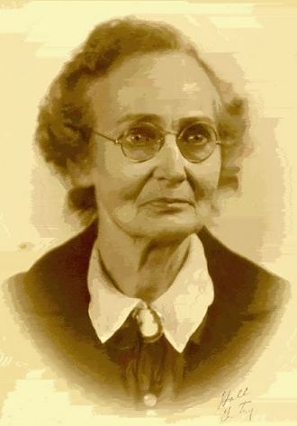 Nettie (Hooper) Barker, 1944