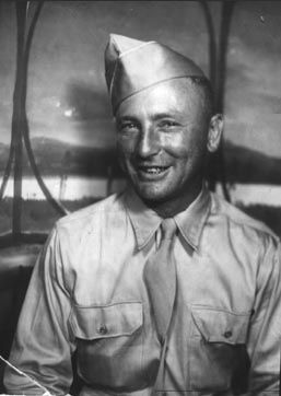 Pvt. Ruthford (Ford) G. Vincent