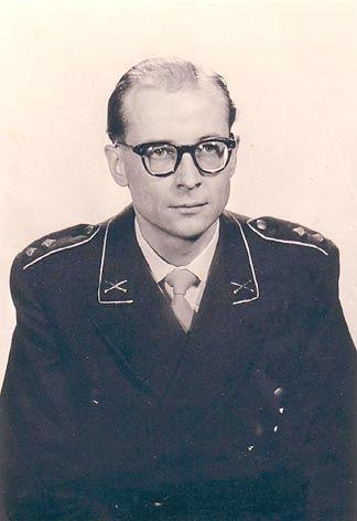Hans Joachim Krug, Lieutenent