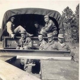 Paratroopers Truckin!