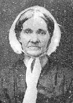 A photo of Mary (Armstrong) McBride