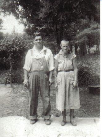 James & Hannah Perry Privett