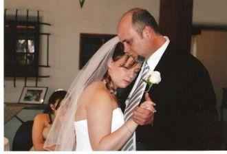 David Bradshaw and Donica Rangel
