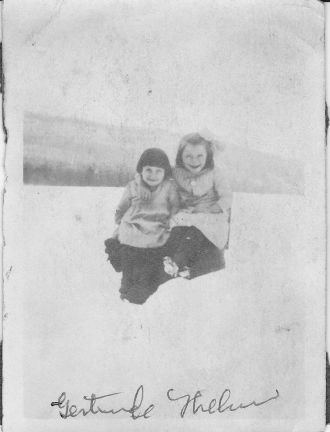 Gertrude and Thelma Heckman