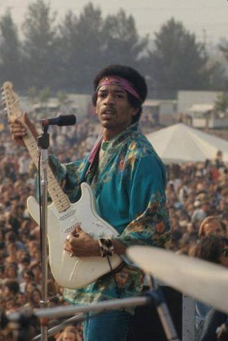 """James Marshall """"Jimi"""" Hendrix"""