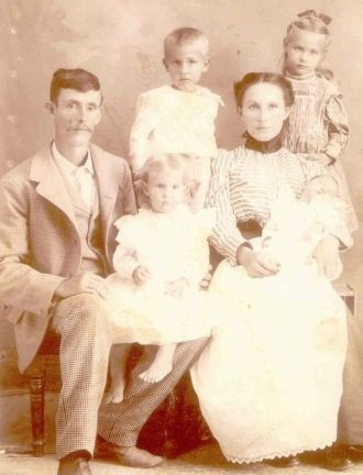 Leroy and Nancy's Family