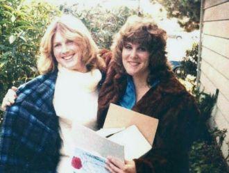 Pam Kroetsch & Kathy Kroetch Pinna