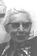 Clara Bernardine (Barge) Wheeler, Indiana 1937