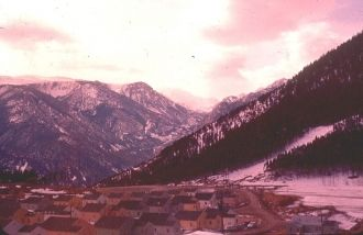 Mouat mine c1957