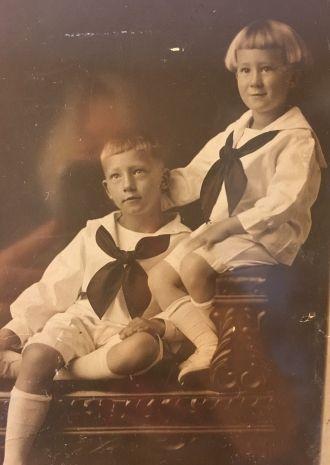 Joseph and Gordon Rennie