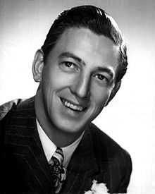 A photo of Ray Bolger