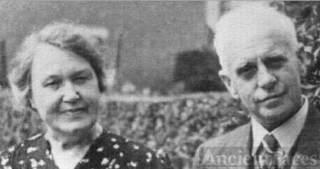 Charles & Elizabeth (Dalgleish) Clarke
