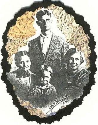 Wild-Bonner-Cobb Family, 1922 Arkansas