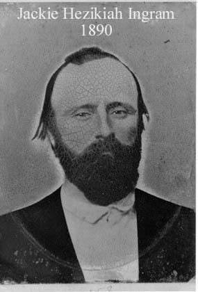 John (Jackie) Hezekiah Ingram