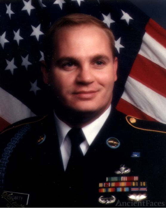 SFC Robert J Fogarty II U.S. Army