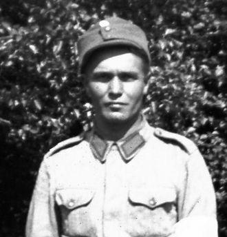 A photo of Jalmari Nikkilä