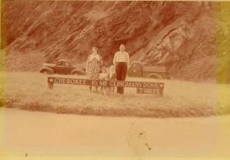 Ora (Atkenson) & Willie Marrs, KY